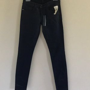 NWT Juicy women's shiny denim jeans sz 26